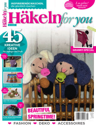 Häkeln for You Issue 14