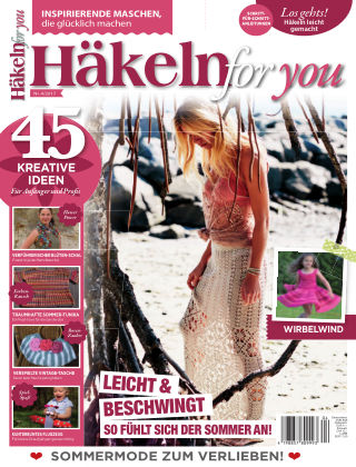 Häkeln for You Issue 15