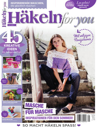 Häkeln for You Issue 16