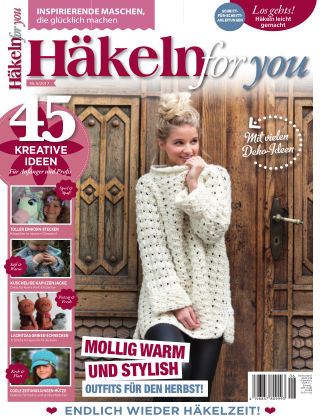 Häkeln for You Issue 17