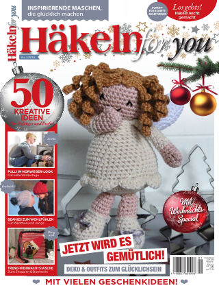 Häkeln for You Issue 18