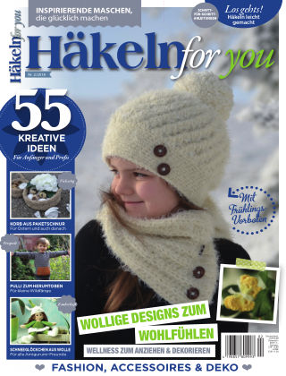Häkeln for You Issue 20