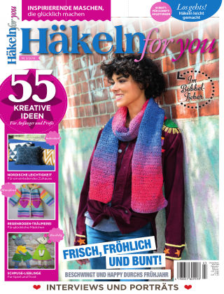 Häkeln for You Issue 21