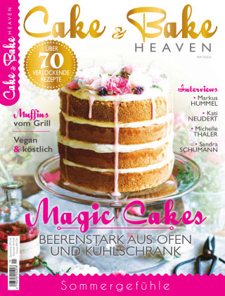 Cake & Bake Heaven NR.15 2016
