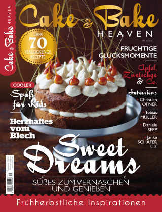 Cake & Bake Heaven NR.16 2016