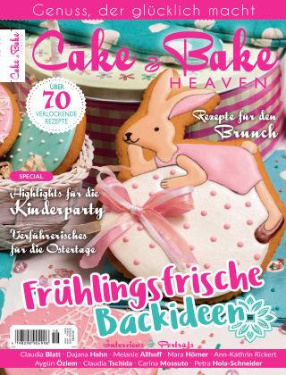 Cake & Bake Heaven NR.18 2017