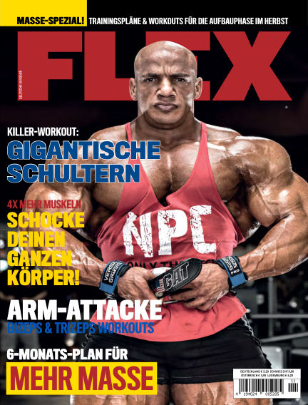FLEX Deutschland October 03, 2017 00:00