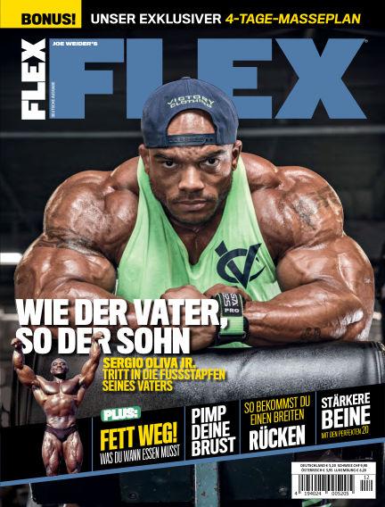 FLEX Deutschland November 07, 2017 00:00