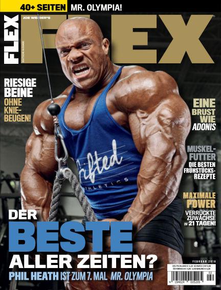 FLEX Deutschland January 02, 2018 00:00