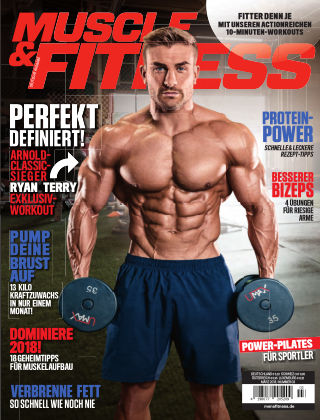 Muscle & Fitness Deutschland March 2018