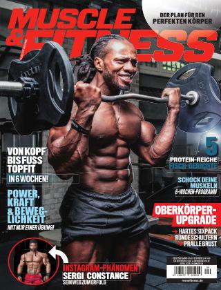 Muscle & Fitness Deutschland April 2018