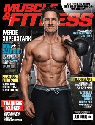 Muscle & Fitness Deutschland May 2018