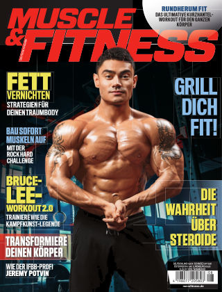 Muscle & Fitness Deutschland August 2018