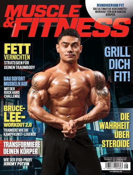 Muscle & Fitness Deutschland July 10, 2018 00:00