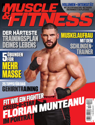 Muscle & Fitness Deutschland December 2018