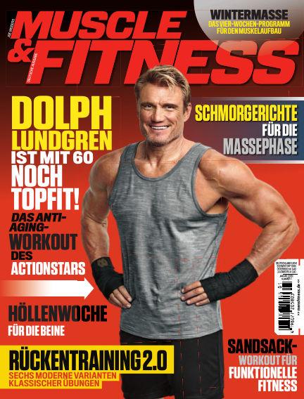 Muscle & Fitness Deutschland December 11, 2018 00:00
