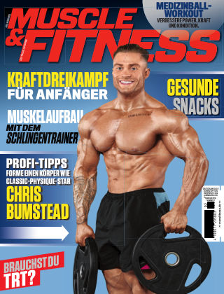 Muscle & Fitness Deutschland February 2019