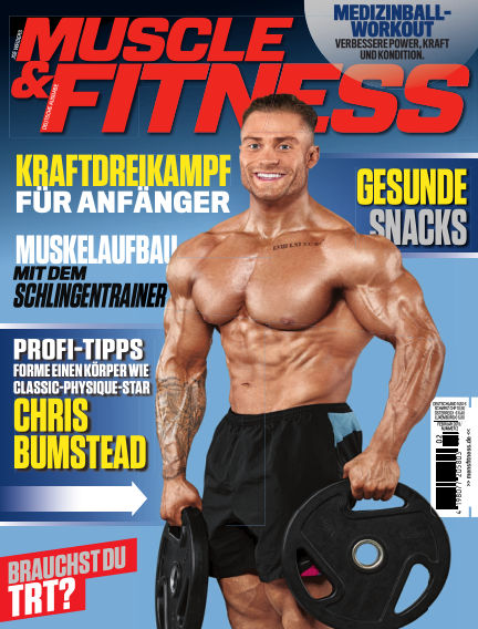 Muscle & Fitness Deutschland January 09, 2019 00:00