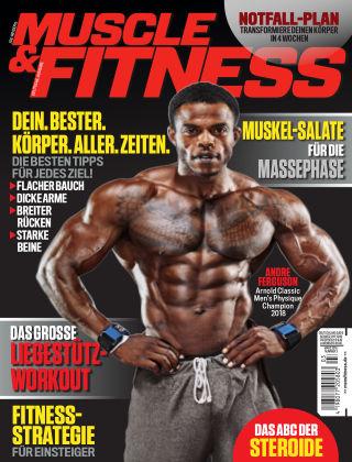 Muscle & Fitness Deutschland Mach 2019