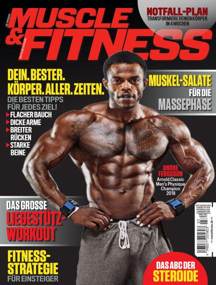 Muscle & Fitness Deutschland February 05, 2019 00:00