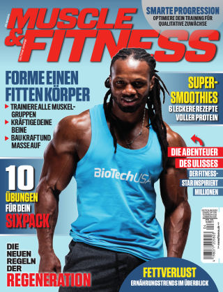 Muscle & Fitness Deutschland April 2019