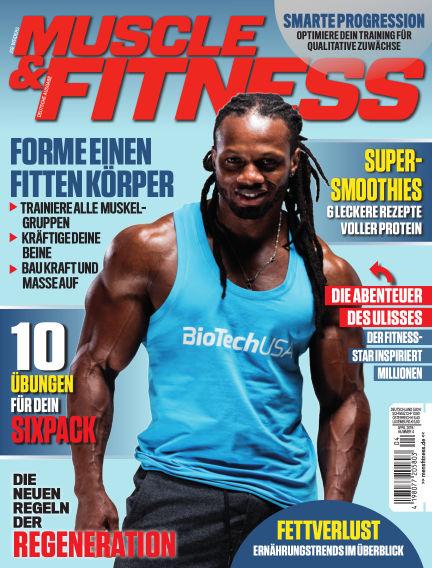 Muscle & Fitness Deutschland March 12, 2019 00:00