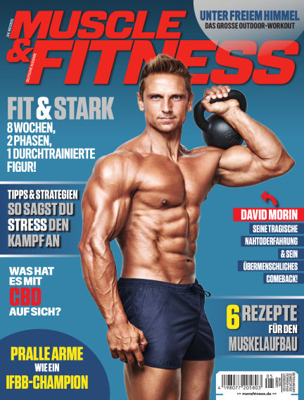 Muscle & Fitness Deutschland April 09, 2019 00:00