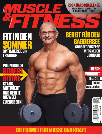 Muscle & Fitness Deutschland May 15, 2019 00:00