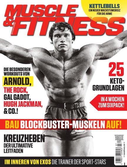 Muscle & Fitness Deutschland June 11, 2019 00:00