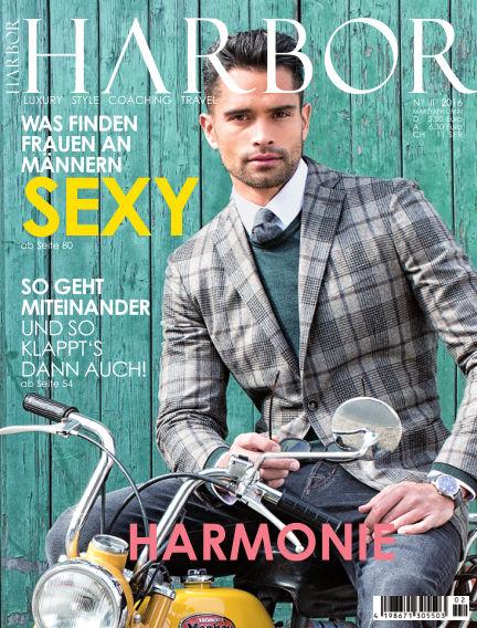 HARBOR Magazin February 26, 2016 00:00