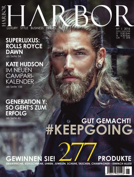 HARBOR Magazin November 27, 2015 00:00