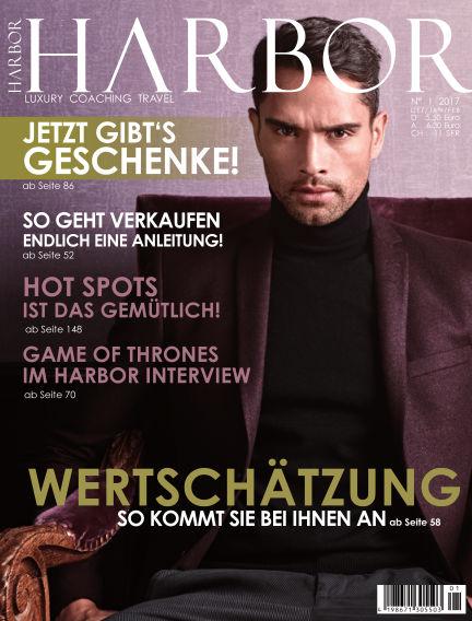 HARBOR Magazin November 30, 2016 00:00