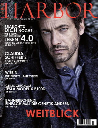 HARBOR Magazin 4/17