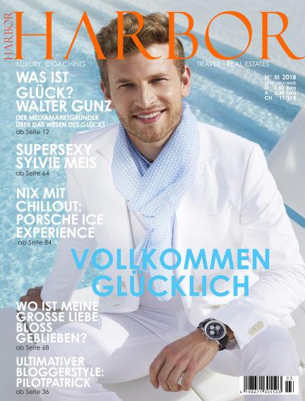 HARBOR Magazin May 30, 2018 00:00