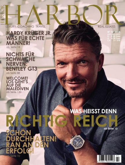 HARBOR Magazin September 07, 2018 00:00