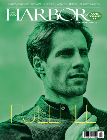 HARBOR Magazin September 06, 2019 00:00