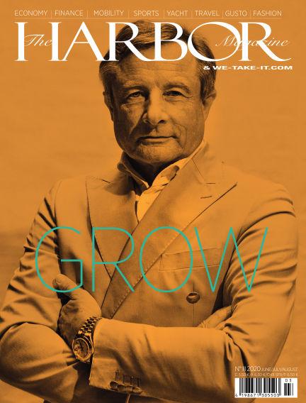 HARBOR Magazin June 19, 2020 00:00