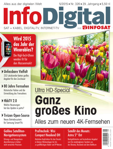 InfoDigital April 24, 2015 00:00