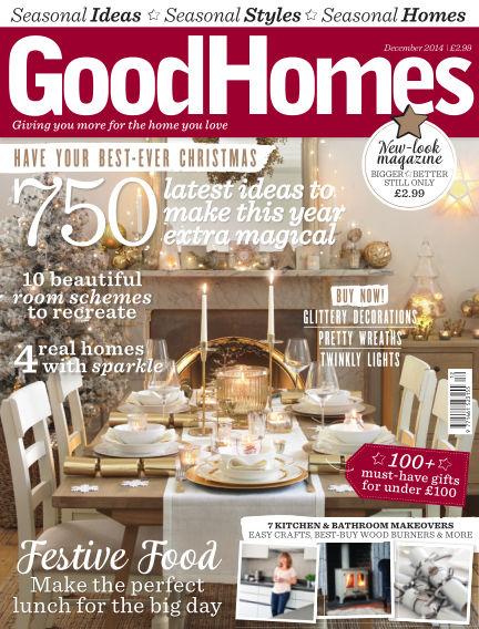 Good Homes December 01, 2014 00:00