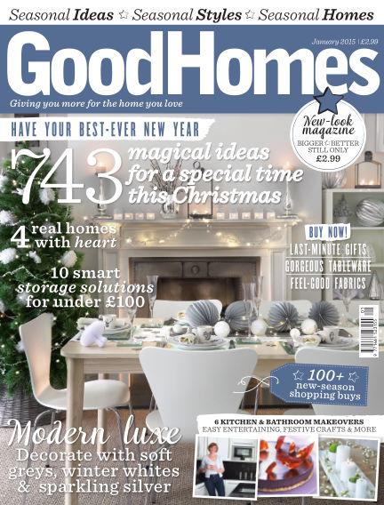 Good Homes January 01, 2015 00:00
