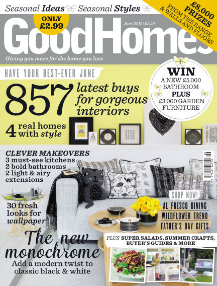 Good Homes June 01, 2015 00:00