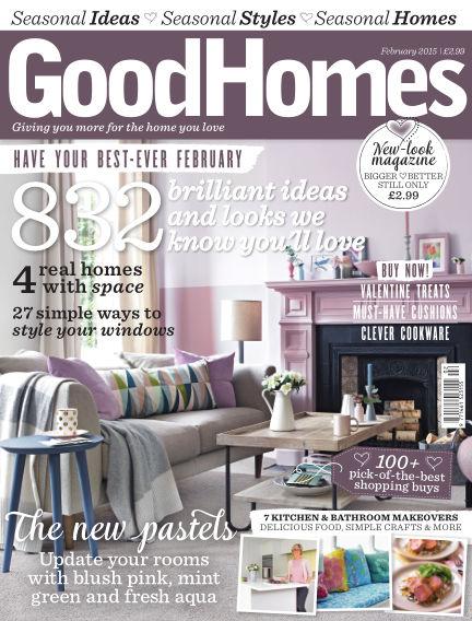 Good Homes February 01, 2015 00:00