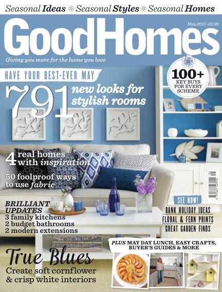 Good Homes May 01, 2015 00:00