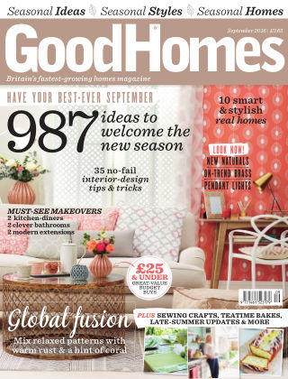 Good Homes September 2016