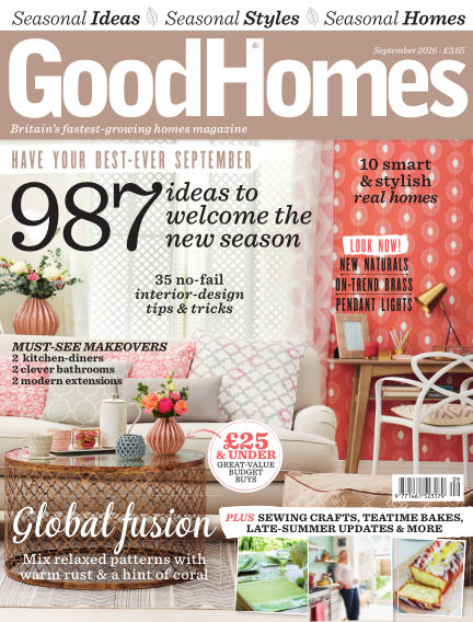 Good Homes July 28, 2016 00:00