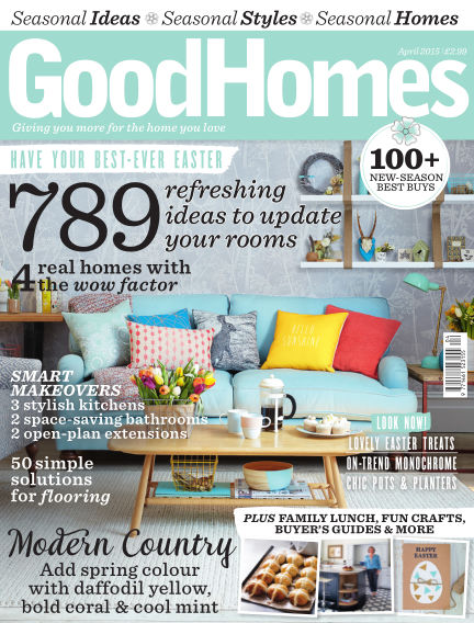 Good Homes April 01, 2015 00:00
