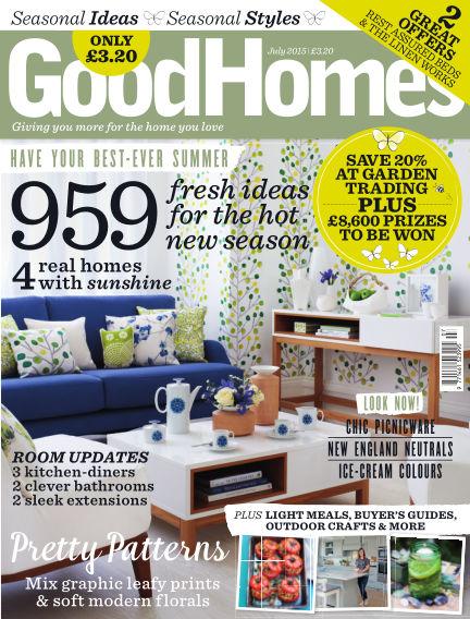 Good Homes July 01, 2015 00:00