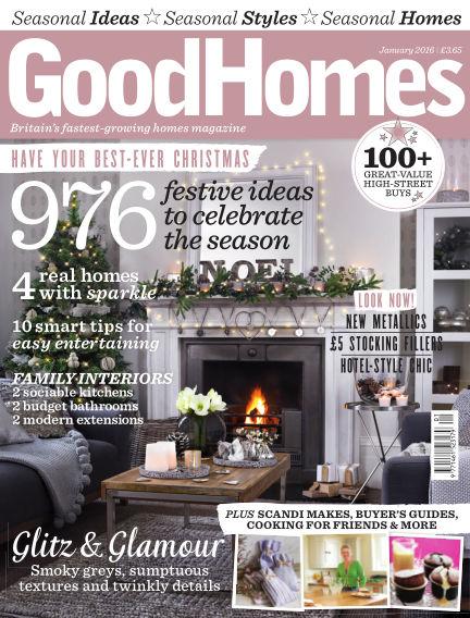 Good Homes January 01, 2016 00:00