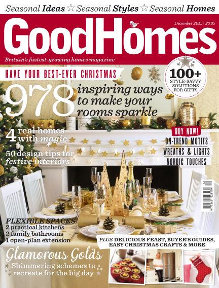Good Homes December 01, 2015 00:00