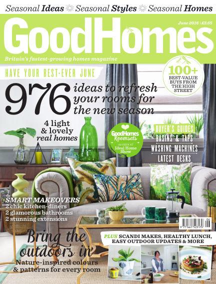 Good Homes June 01, 2016 00:00